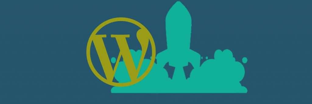 banner installazione wordpress
